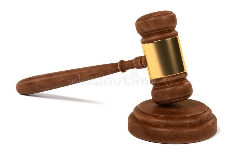 Молоток (мушкел судьи) бесплатная иллюстрация