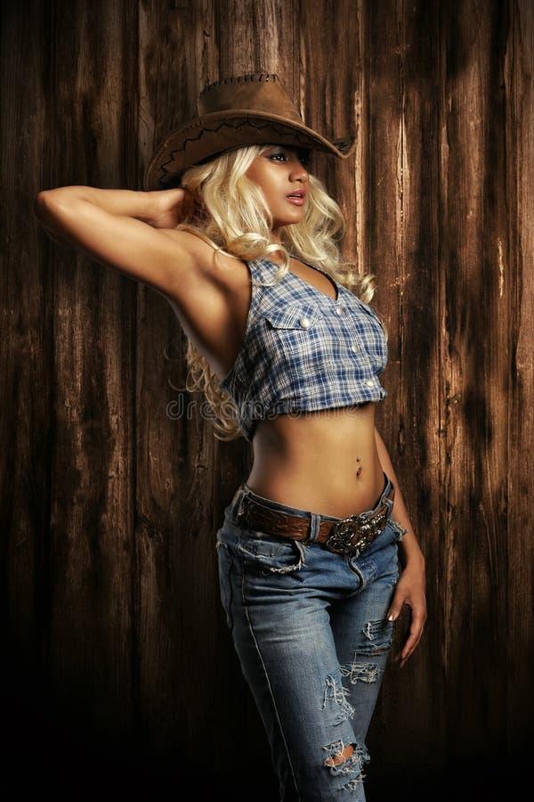 Молодая дама стоковая фотография