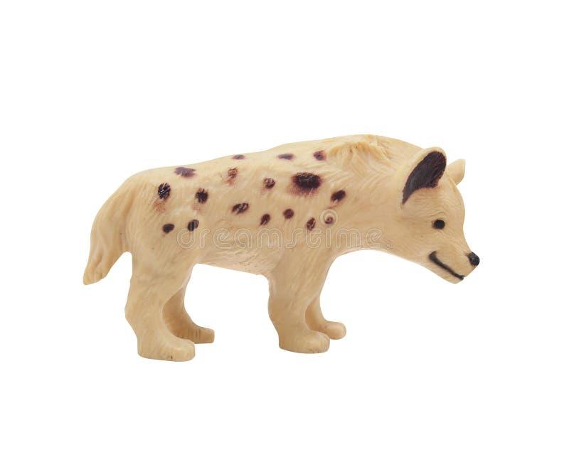 Молодая игрушка волка стоковые фотографии rf