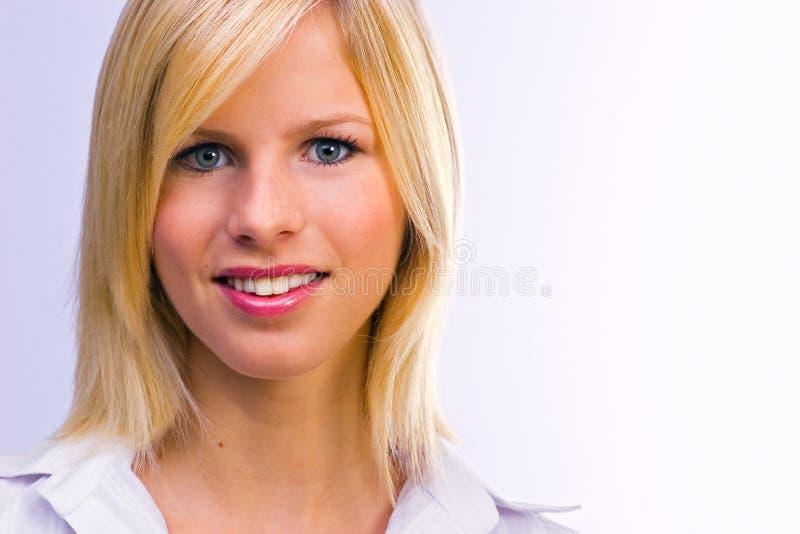 Молодая красивая женщина стоковые изображения