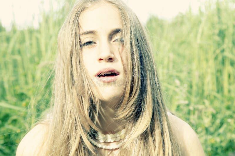 Молодое подростковое стоковое фото rf