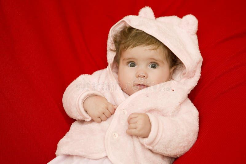 Download Молодой портрет младенца стоковое фото. изображение насчитывающей пушисто - 41655826