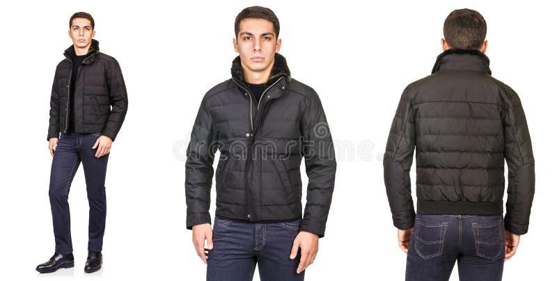 Молодой человек в концепции моды стоковая фотография