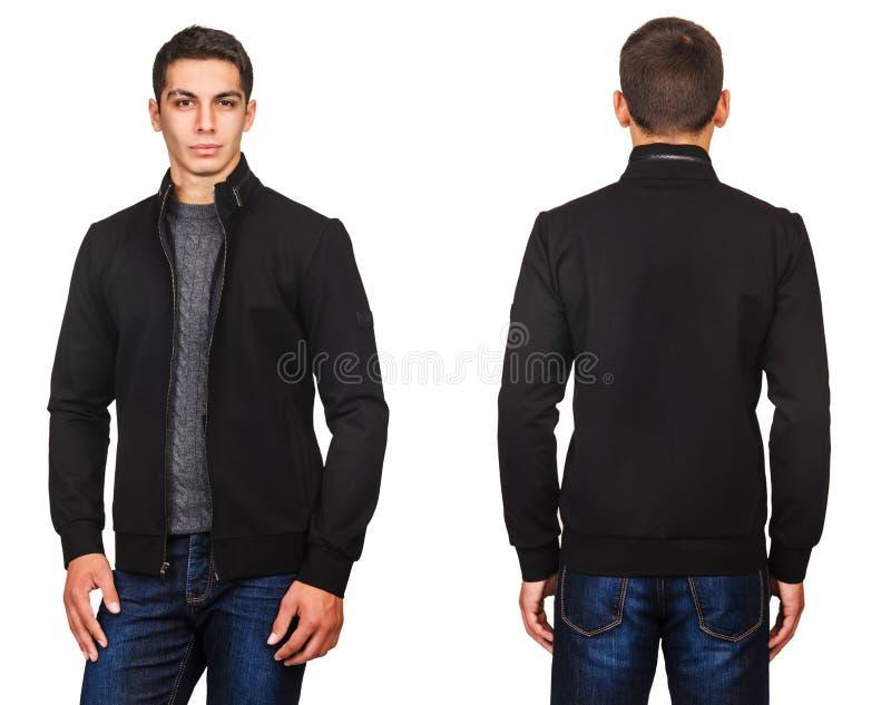 Молодой человек в концепции моды стоковое изображение