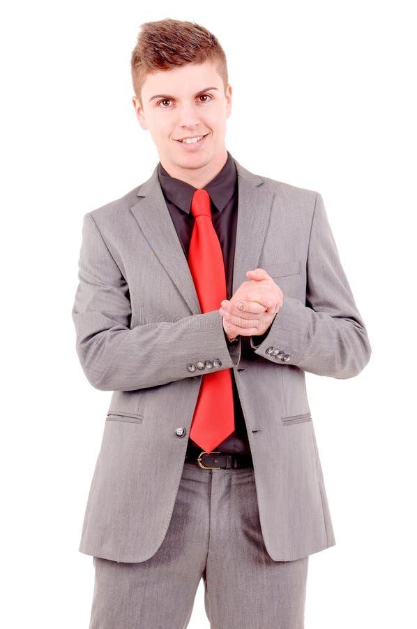 Молодой человек стоковые фото