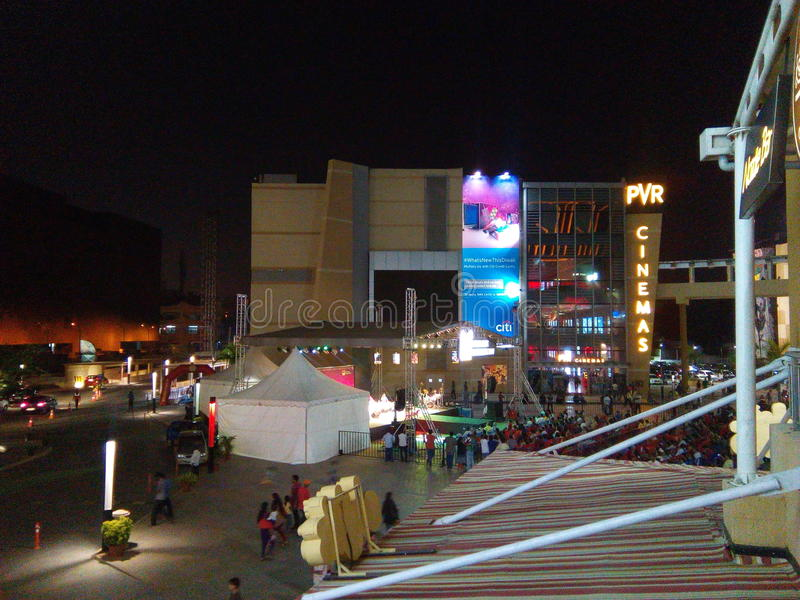 Мол Феникса стоковые изображения rf