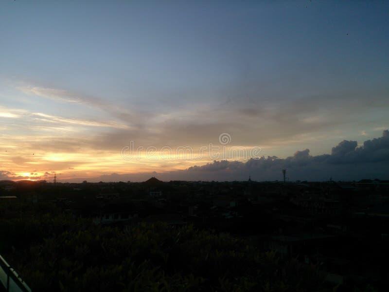 Молчком день стоковое изображение