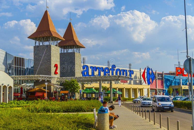 мол стоковое изображение