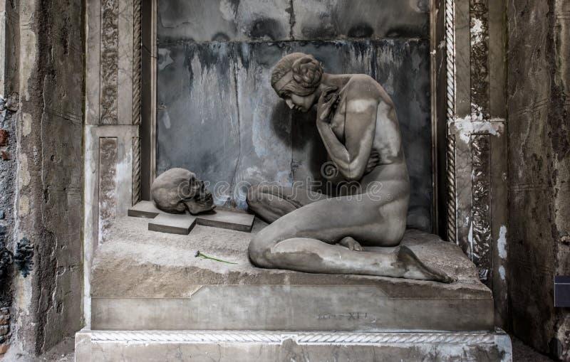 Мраморная римская скульптура стоковые фото
