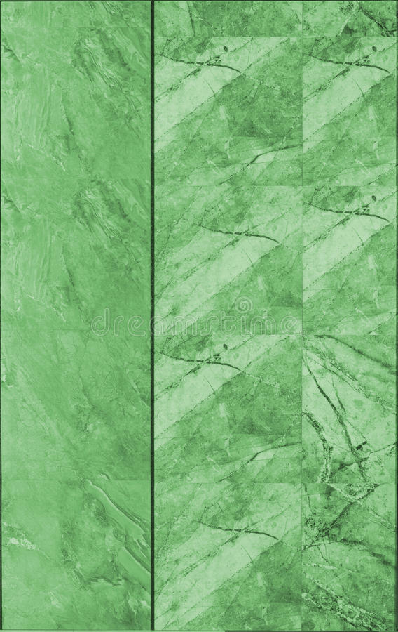 Мраморная текстура стены плитки в зеленом цвете стоковые изображения