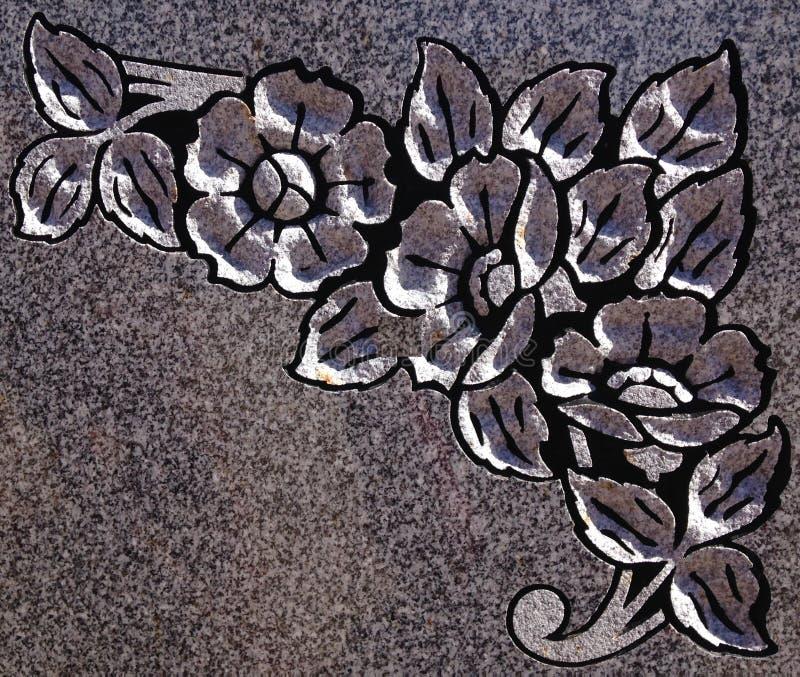 Мраморное вытравливание стоковое изображение