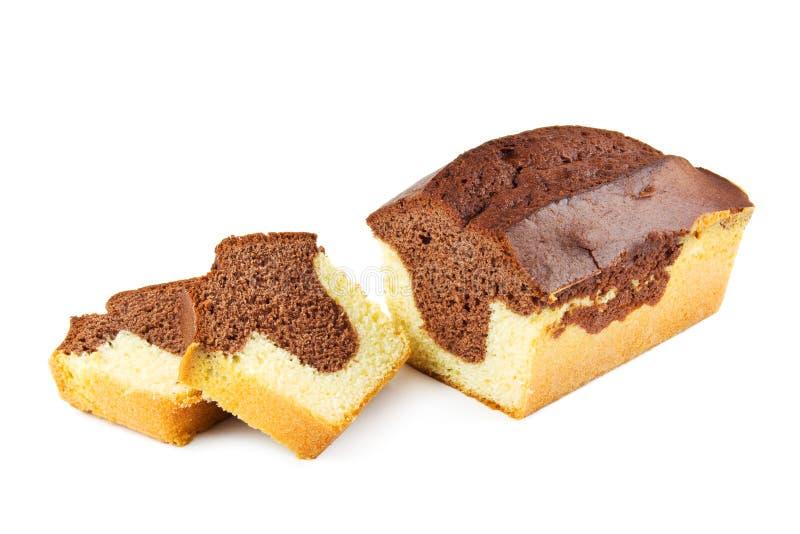 мрамор торта стоковая фотография