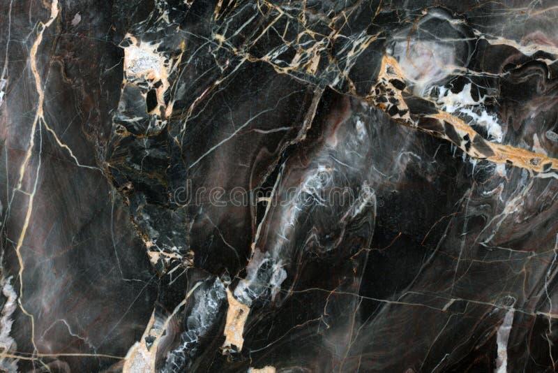 Мрамор Mulicolored темный естественный стоковые фото