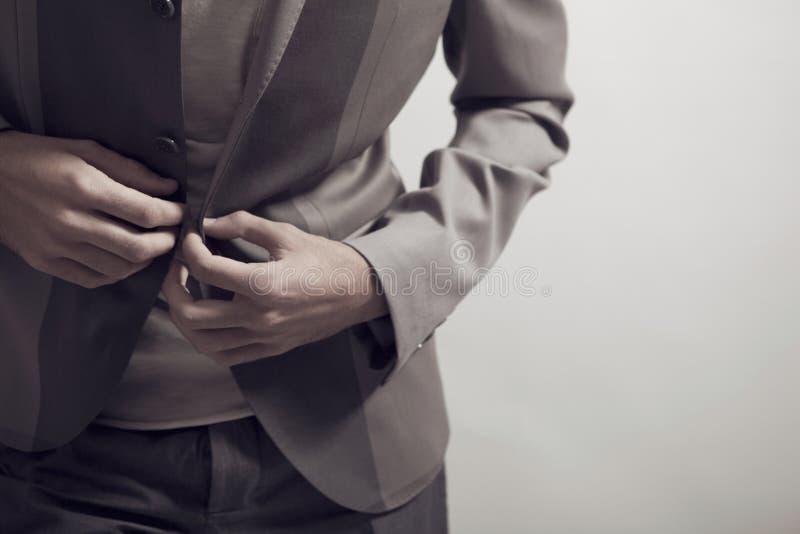Мужская одежда стоковое изображение