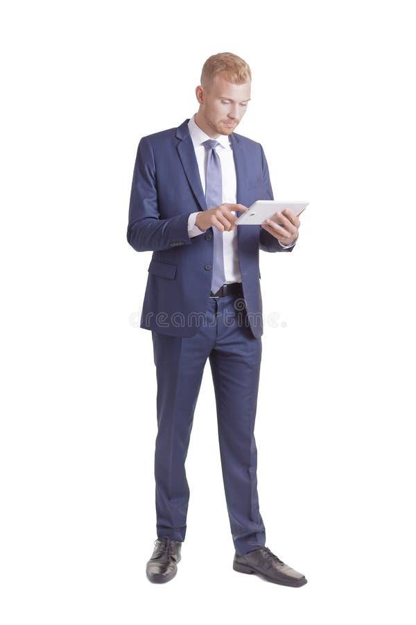 Мужской бухгалтер консультанта по налоговым вопросам финансов стоковые изображения rf