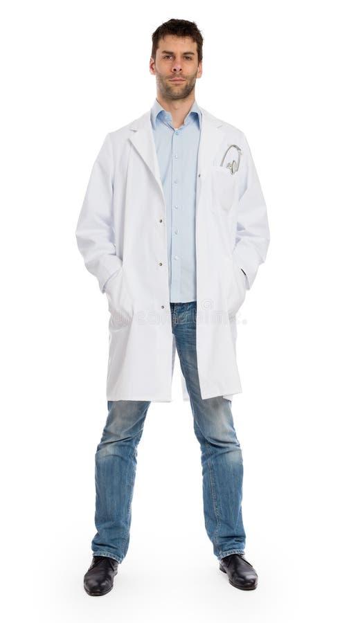 Мужской доктор, концепция здравоохранения и медицина стоковые фотографии rf