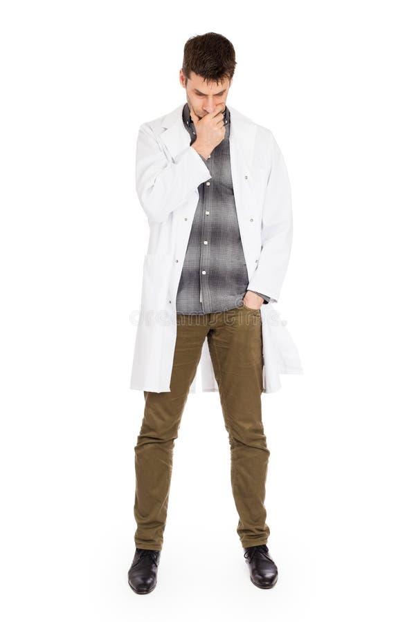 Мужской доктор, концепция здравоохранения и медицина стоковые фото