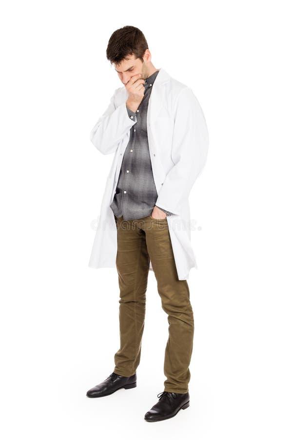 Мужской доктор, концепция здравоохранения и медицина стоковые изображения rf