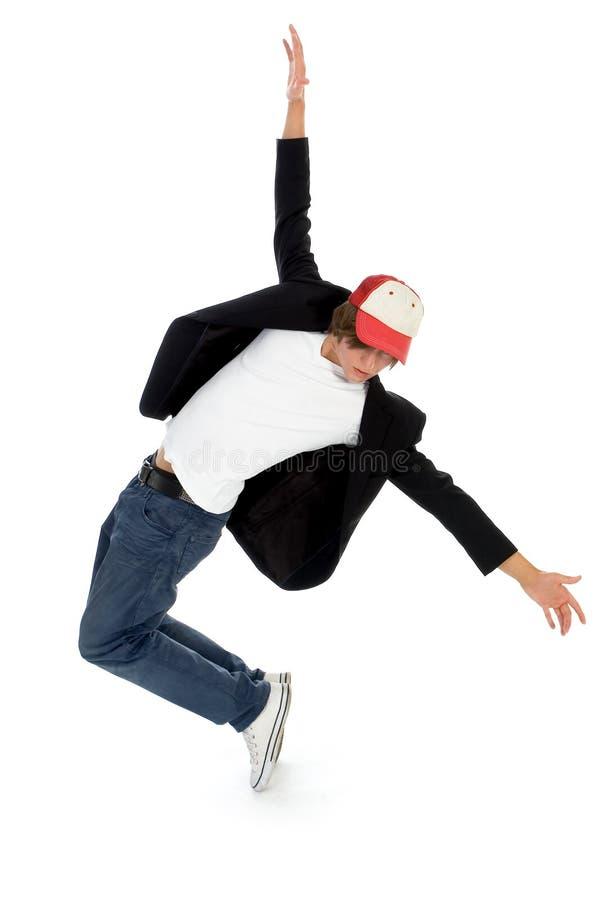 мужчина breakdancer стоковые фотографии rf