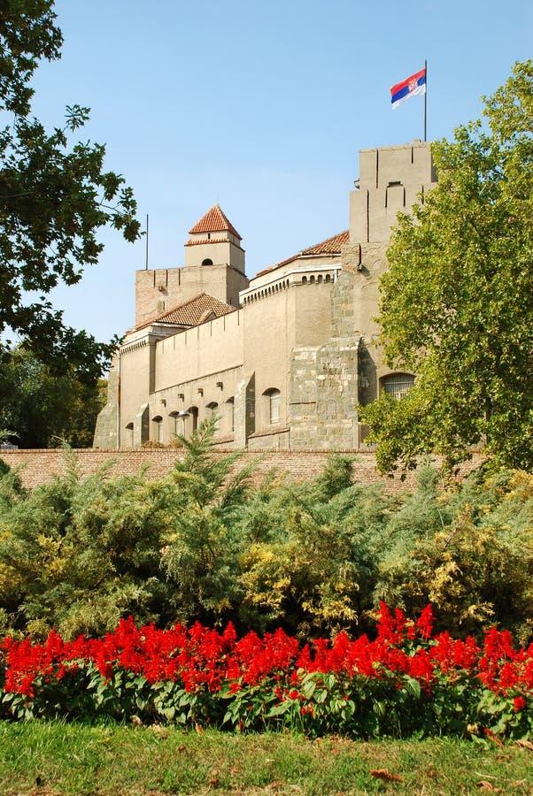 музей воиск belgrade стоковое изображение