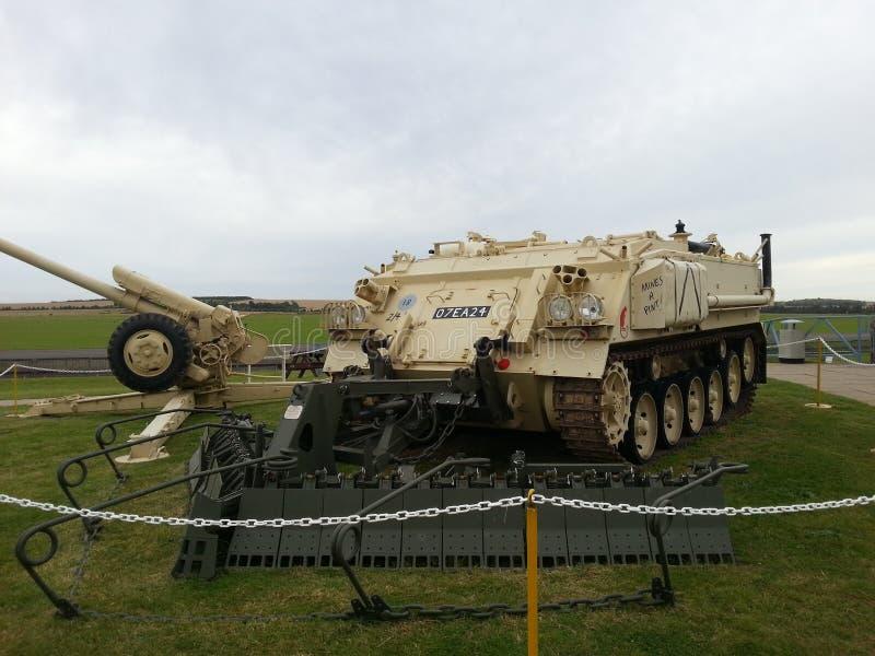 Музей войны стоковое изображение rf