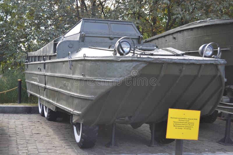 Музей Второй Мировой Войны стоковое фото rf