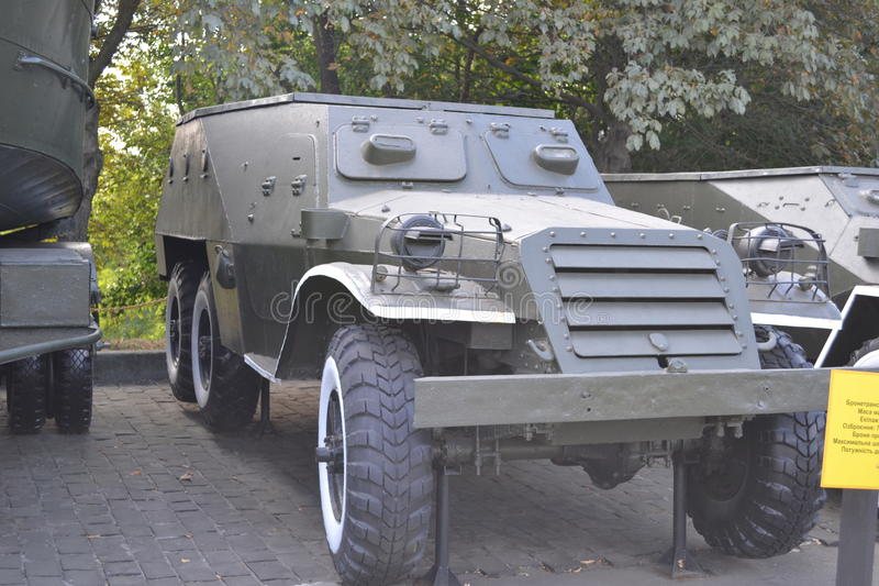 Музей Второй Мировой Войны стоковые фото