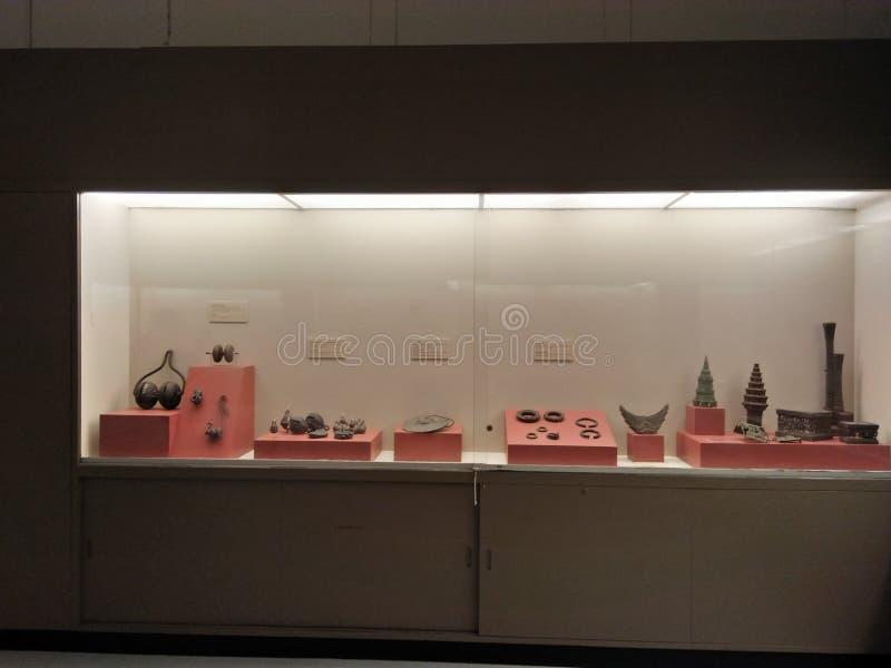 музей в Таиланде стоковое фото