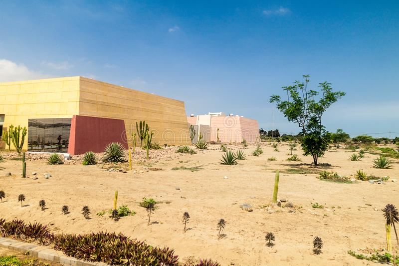 Музей в Trujillo стоковая фотография rf