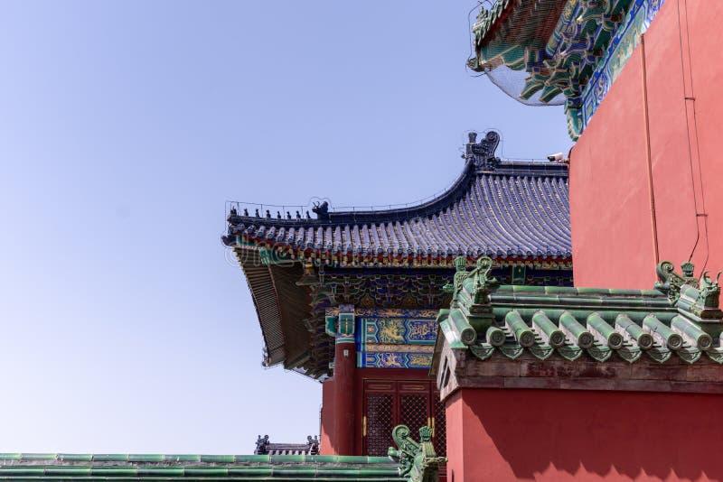 Музей дворца Пекин, Китай стоковая фотография