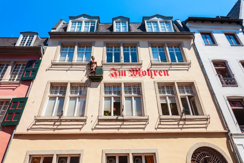Музей дома Бетховен в Бонне стоковая фотография