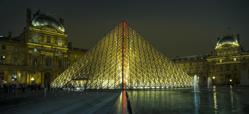музей 2007 жалюзи Франции июня paris стоковая фотография rf