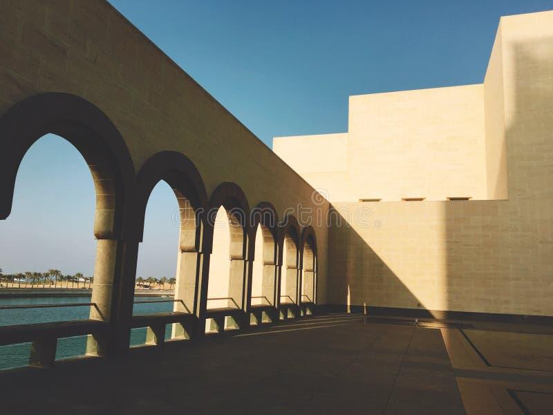 музей искусства исламский стоковые изображения
