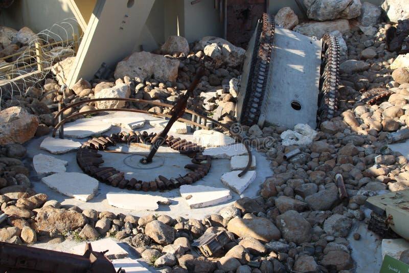 Музей Ливан войны Mlita стоковое изображение rf