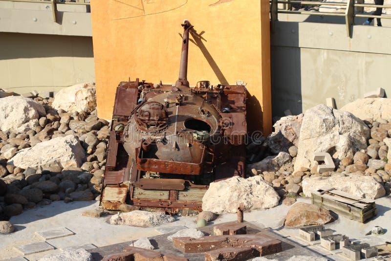 Музей Ливан войны Mlita стоковые фото
