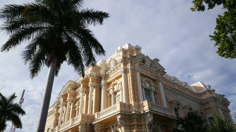 Музей Мериды антропологии стоковые фото