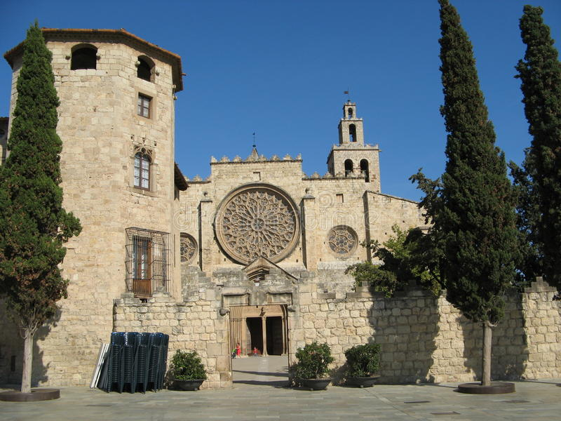 Музей монастыря стоковая фотография