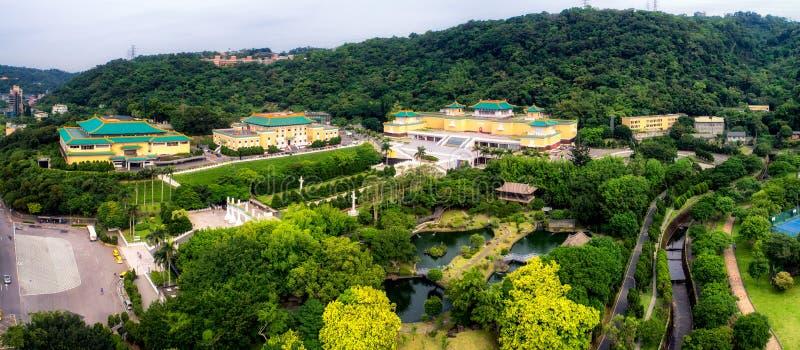 Музей национального дворца гонга Gu стоковое изображение rf