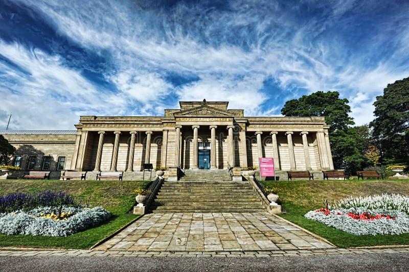 Музей парка Шеффилда Weston стоковое изображение rf