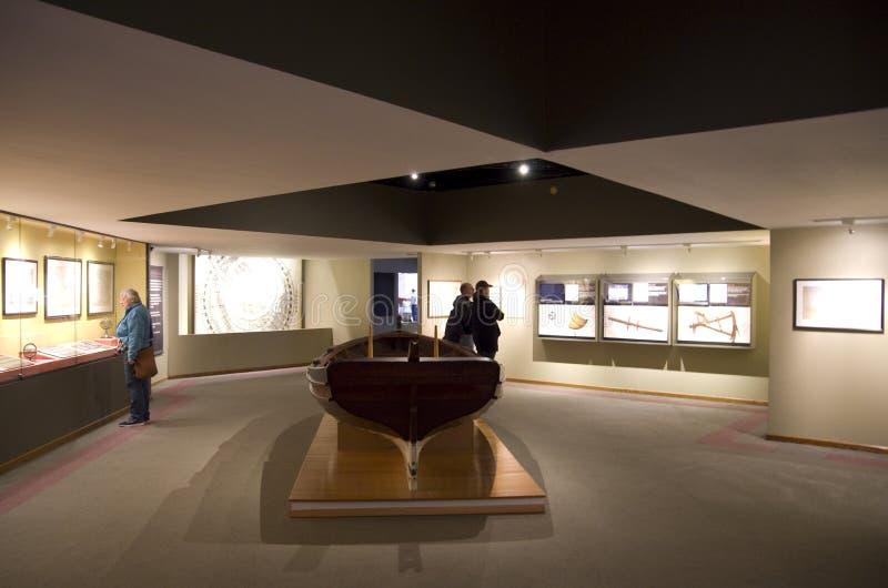 Музей Рекы Колумбия морской стоковая фотография rf