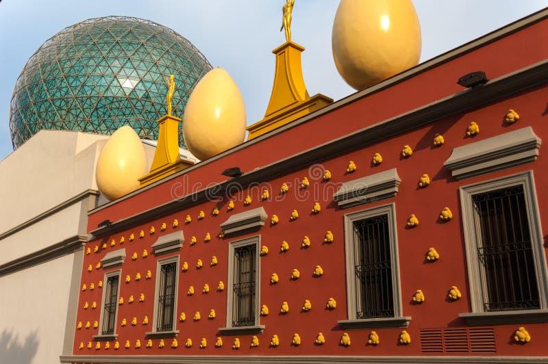 Музей Сальвадор Dali стоковая фотография rf