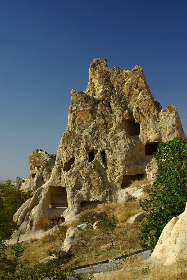 музей скита goreme воздуха kizlar открытый стоковые изображения