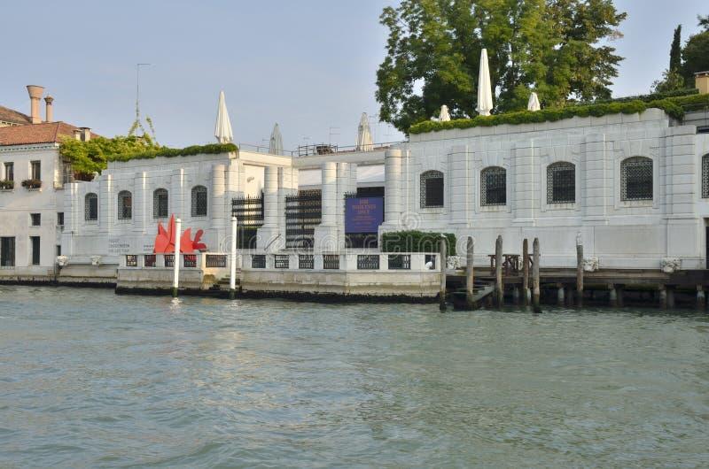 Музей собрания Пегги Guggenheim стоковые изображения