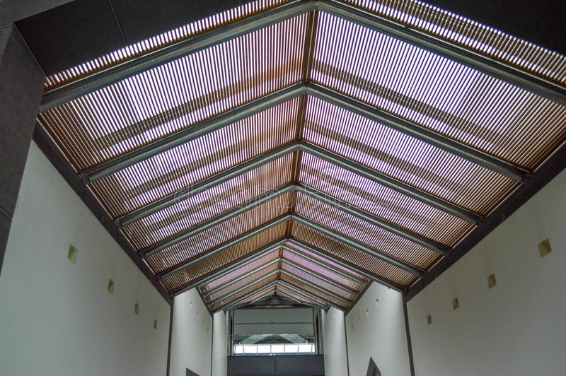 Музей Сучжоу Китая стоковые фото