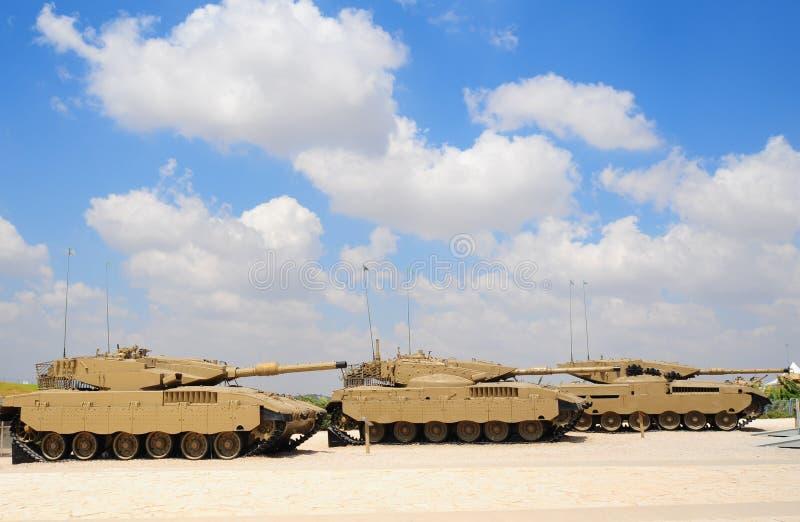 музей танкового корпуса стоковое изображение rf