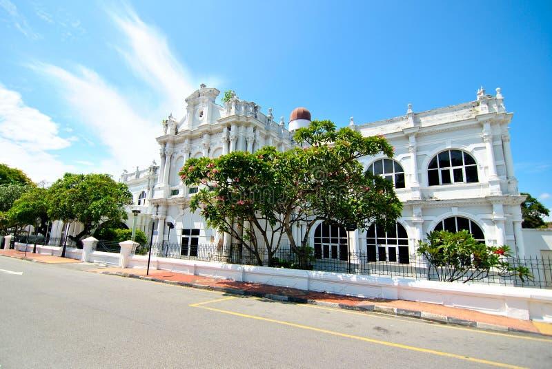 Музей & художественная галерея Penang стоковые изображения