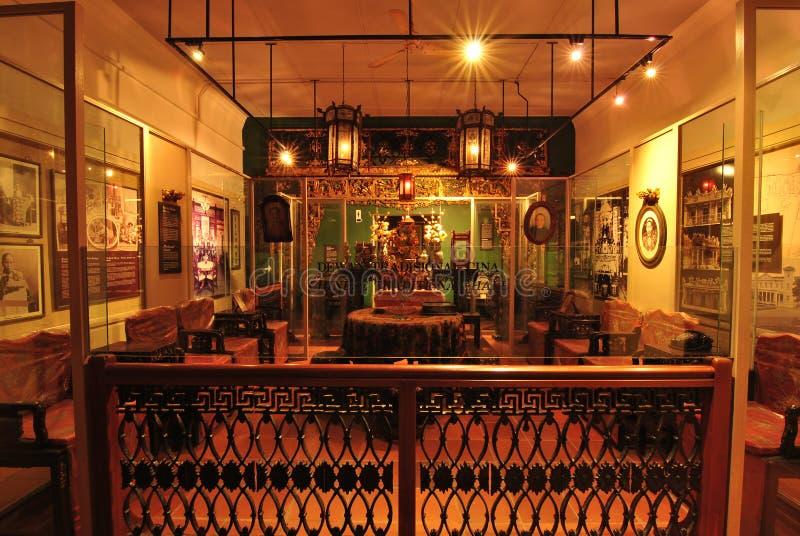 Музей & художественная галерея Penang стоковое фото rf