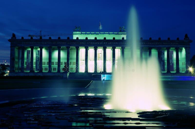 музей berlin старый стоковые изображения rf