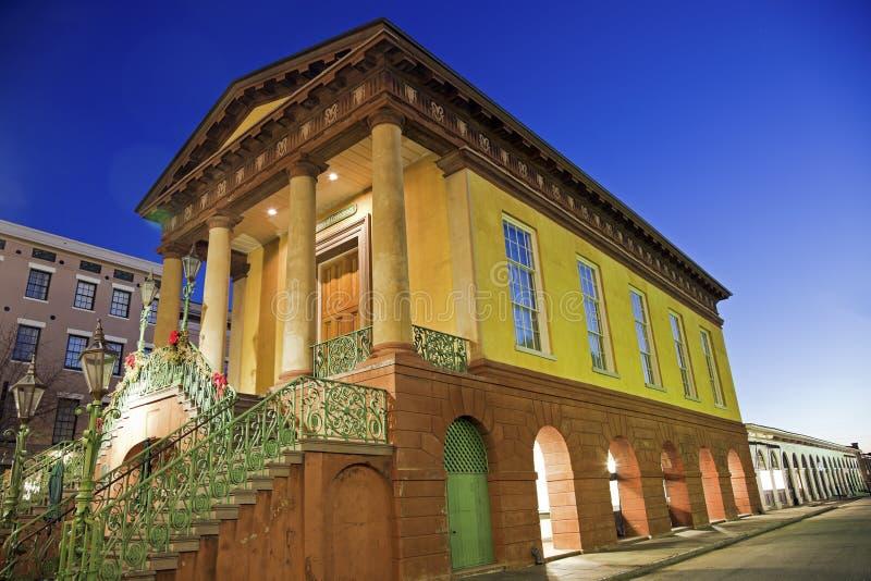Музей Confederate стоковое изображение