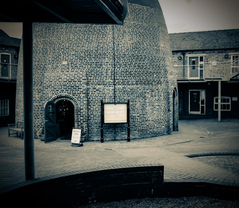 Музей Dudson стоковые фото